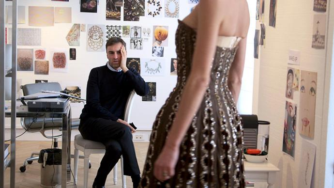 "***Dior And I* (2014)** <BR><BR> This critically acclaimed documentary tracks Raf Simons' first collection for couture powerhouse Christian Dior. It highlights the growing pressure put on fashion designers in the digital age, and perhaps foreshadows Raf's <a href=""http://www.harpersbazaar.com.au/news/fashion-buzz/2015/10/raf-simons-leaving-dior/"">shock departure</a> from Dior after only three and a half years at the helm."