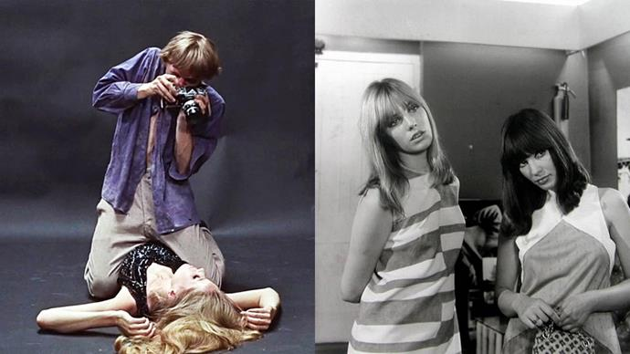 ***Blow Up* (1966)** <br><br> Antinioni's cult masterpiece follows a fashion photographer who accidentally captures a bloody murder on film while shooting in a London park. The '60s costumes are brilliant, Vanessa Redgrave makes for the ultimate mod-era supermodel, and Jane Birkin cameos as 'The Brunette'. Perfection.