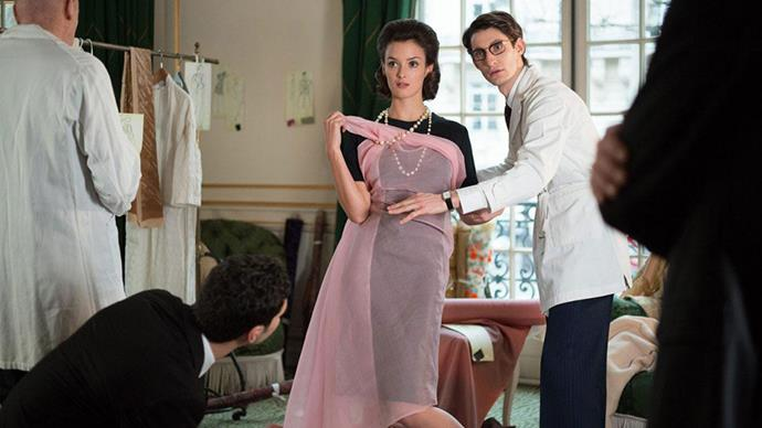 ***Yves Saint Laurent* (2014)** <BR><BR> This French biopic spans over more than a decade of designer Yves Saint Laurent's prolific career, including his controversial dismissal from the house of Dior and his lifelong, often tumultuous relationship with Pierre Bergé. Actor Pierre Niney was only 24 when he took on the difficult role to justifiably rave reviews.