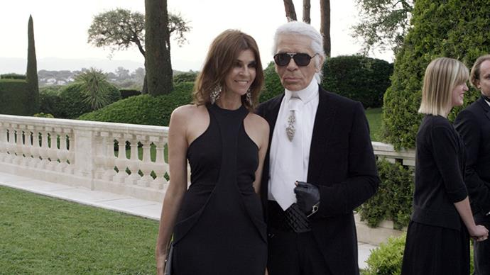 "***Mademoiselle C* (2013)** <BR><BR> <em>BAZAAR</em>'s global fashion director Carine Roitfeld is the subject of this documentary, which journeys from Paris to New York to follow the creation and launch of the stylist's biannual magazine, <em><a href=""http://www.crfashionbook.com/"">CR Fashion Book</a></em>."