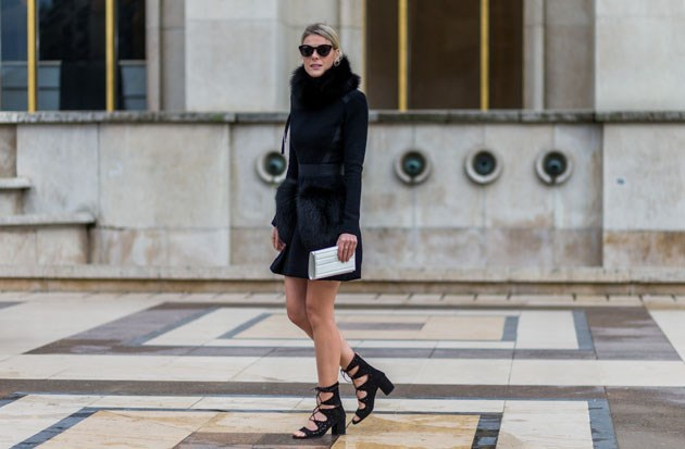 <strong>A BLOCK HEEL</strong> <BR><BR> If reasonably feminine (minus the six-inch stiletto you can't walk in) is your M.O., get acquainted with this season's chunky, but not too chunky, heels. As seen at Salvatore Ferragamo, Christopher Kane, and Dries Van Noten, these shoes offer major elevation along with a reassuring sense of stability. <BR><BR> For those feeling a bit more aggressive, Michael Kors amped up his black leather rendition with a tough lug sole. These heels are powerful weapons.