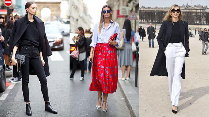 Click through to see our tips on how to look professional and stylish at your fashion job.
