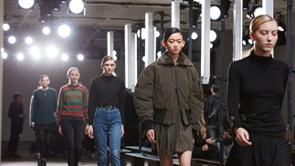 Dion Lee NYFW A/W 2016 Behind-The-Scenes Photo Diary