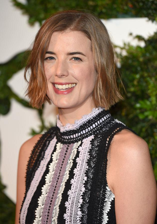 <strong>Agyness Deyn</strong> <br><br> <strong>Real name:</strong> Laura Hollins