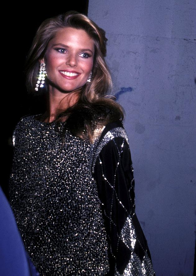 <strong>Christie Brinkley</strong> <br><br> <strong>Real name:</strong> Christie Lee Hudson