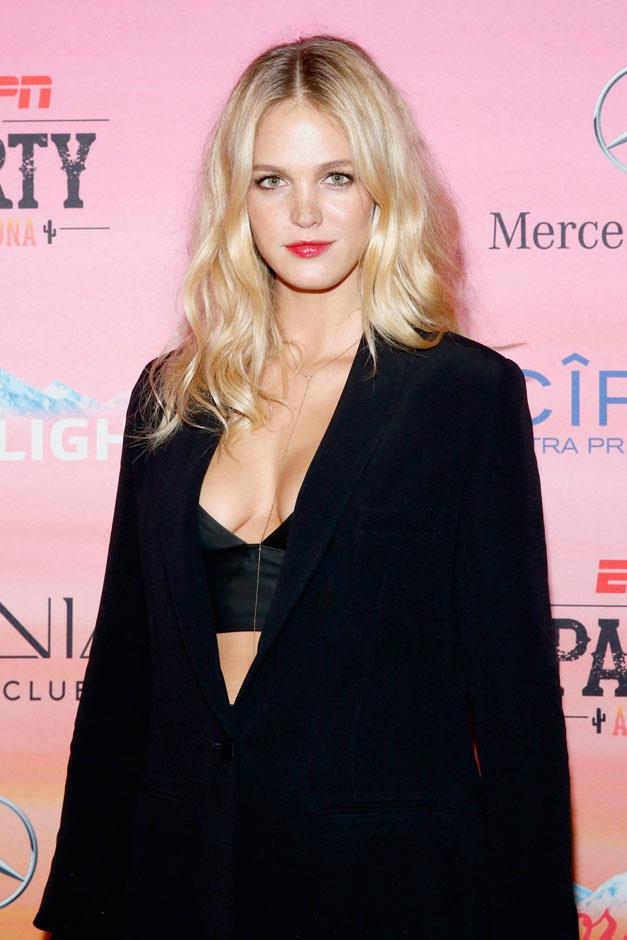 <strong>Erin Heatherton</strong> <br><br> <strong>Real name:</strong> Erin Heather Bubley