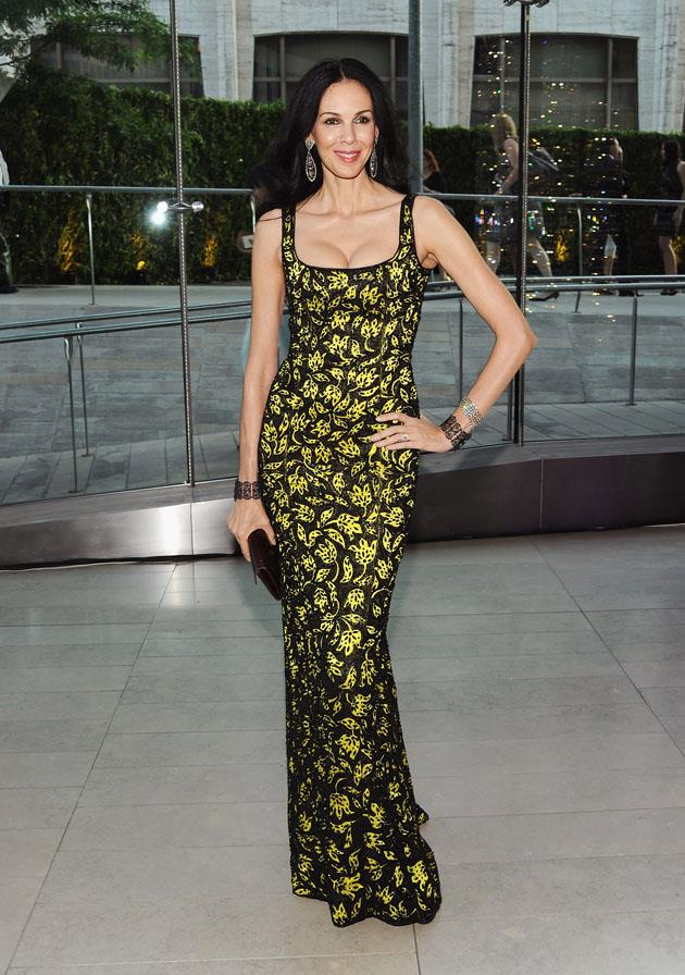 <strong>L'Wren Scott</strong> <br><br> <strong>Real name:</strong> Laura Bambrough