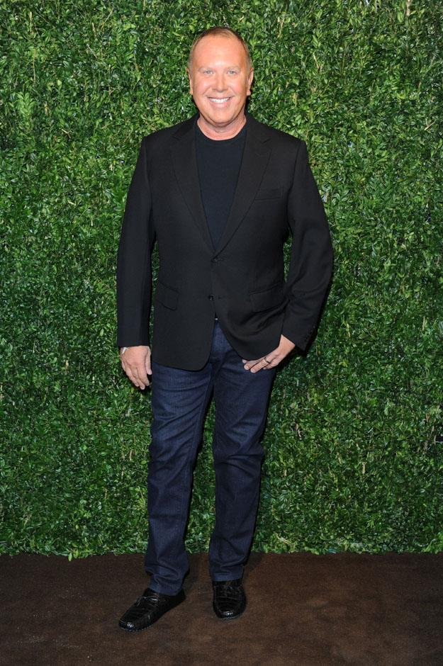 <strong>Michael Kors</strong> <br><br> <strong>Real name:</strong> Karl Andersen, Jr.