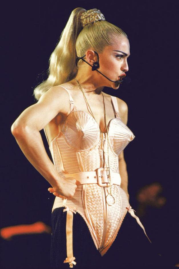 <strong>Powerhouse pony</strong> <br><br> Madonna