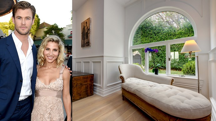 Inside Chris Hemsworth and Elsa Pataky's $9 million Malibu mansion...