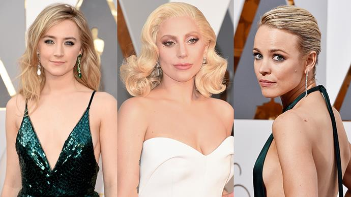 Hello, #hairspo! Industry experts from ghd and Shu Uemura Art of Hair break down how to recreate hair looks from the 2016 Oscars red carpet.