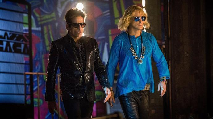 ***Zoolander 2* (2016)** <br><br> Sure, it mercilessly mocks the fashion industry - but the bounty of amazing cameos (cue: Marc Jacobs, Vera Wang, Alexander Wang, Kate Moss, Naomi Campbell, Valentino...) prove the industry is more than willing to laugh at itself on occasion.