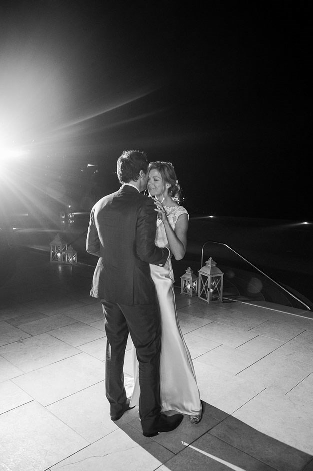 <strong>On their first dance:</strong> <br><br> We danced to 'I Choose You' by Sara Bareilles.