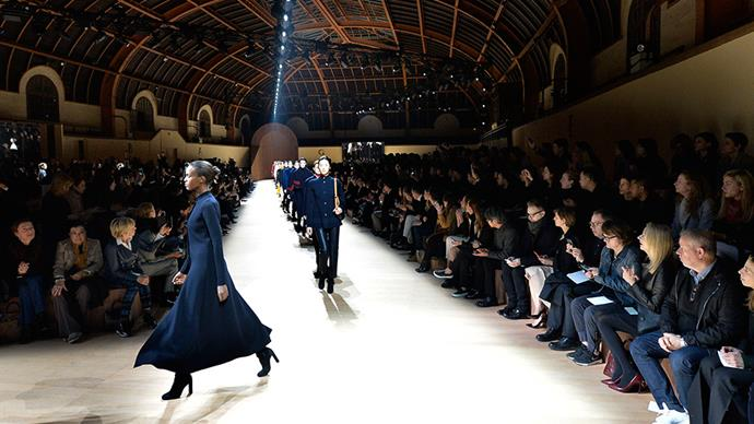 Hermes AW 16 Paris Fashion Week Live Stream