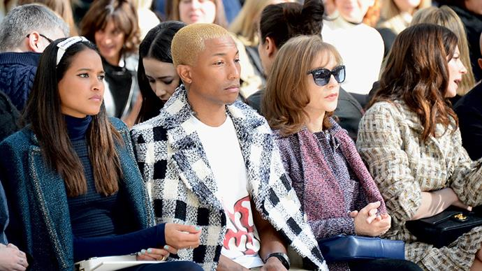 Paris Fashion Weeks Front Row and After Parties