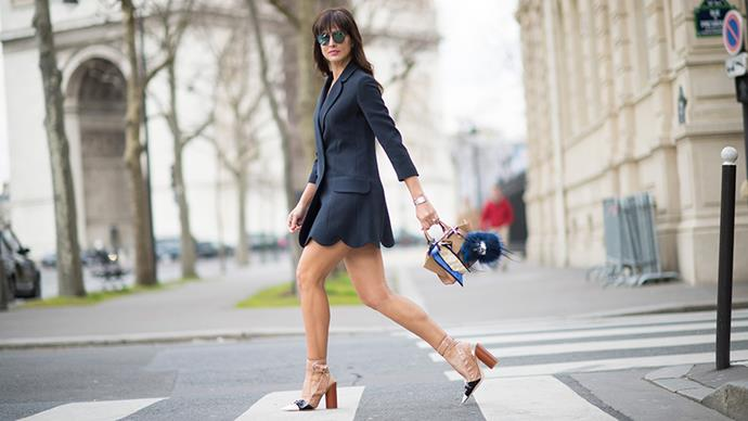 The fashion industry's best dressed keep on delivering the (sartorial) goods at Paris fashion week.