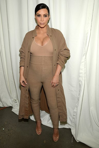 Kim Kardashian Gets Philosophical About Her Nude Selfie