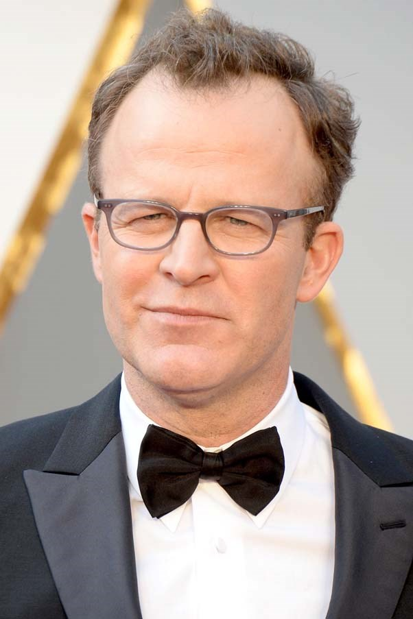 "<strong>TOM MCCARTHY</strong> <br><br> Director, <em>Spotlight</em> <br><br> ""There are just so many amazing stories. And that's incumbent on all of us–women, men, all races–to stand up and say, 'I want to tell my story.' It's got to be personal. And if it's personal, it will be relevant."""