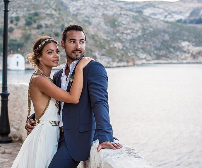 Real Brides Marissa and Chris
