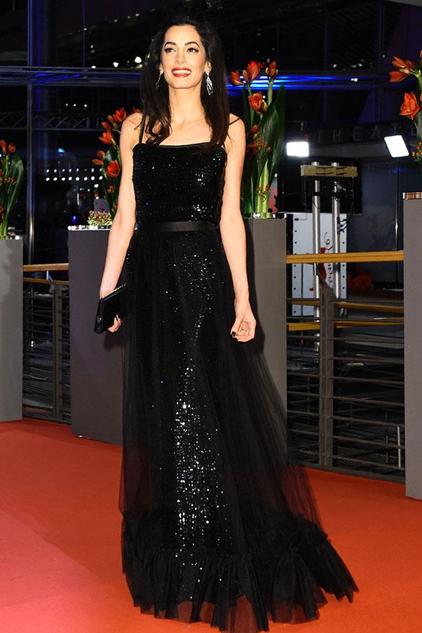 <strong>What:</strong> Vintage Yves Saint Laurent <br><br> <strong>When:</strong> February 11, 2016 <br><br> <strong>Where:</strong>The premiere of Hail, Caesar! at the Berlin Film Festival
