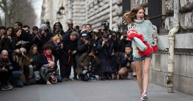 Celebrity vs. Blogger