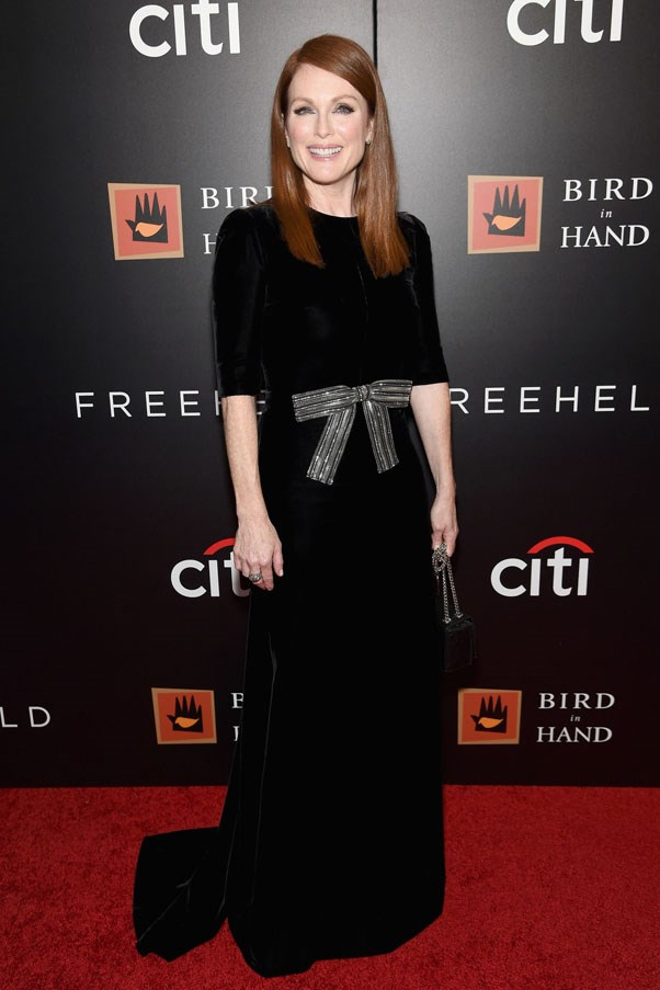 <strong>Julianne Moore</strong> <br><br> 'Freeheld' New York Premiere, 2015