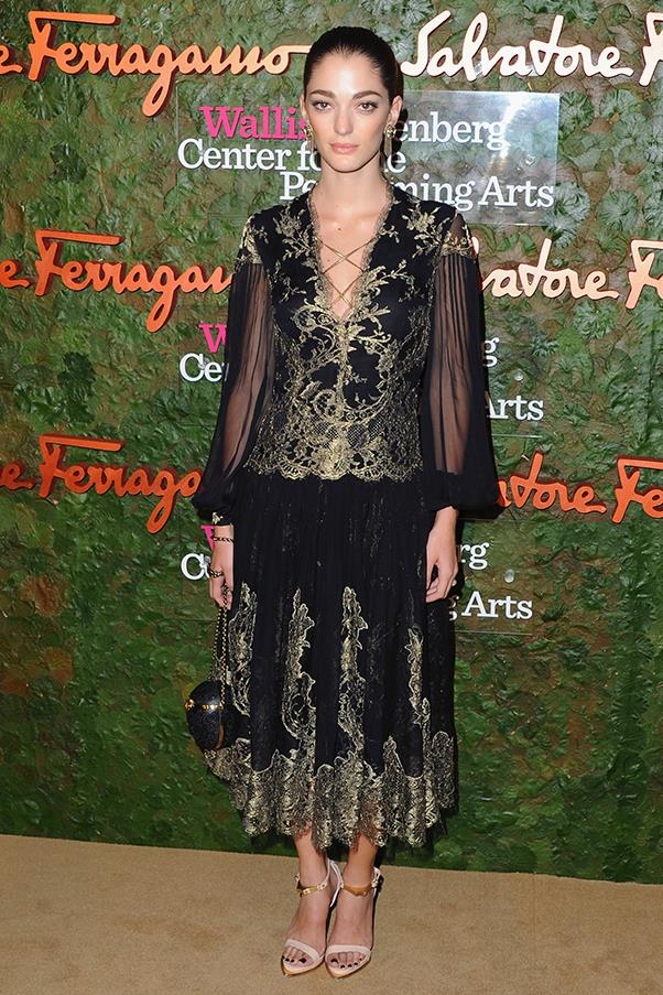 At the Wallis Annenberg Centre for Performing Arts annual gala, 2013