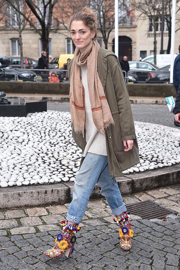 Paris fashion week A/W 2016