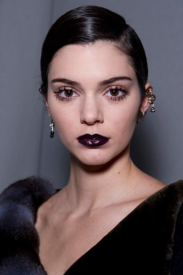 <strong>MODERN GOTHIC</strong><BR><BR> Dior