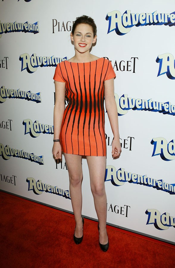 <strong>MARCH 16, 2009</strong> <br><br> At the 'Adventureland' Los Angeles Premiere
