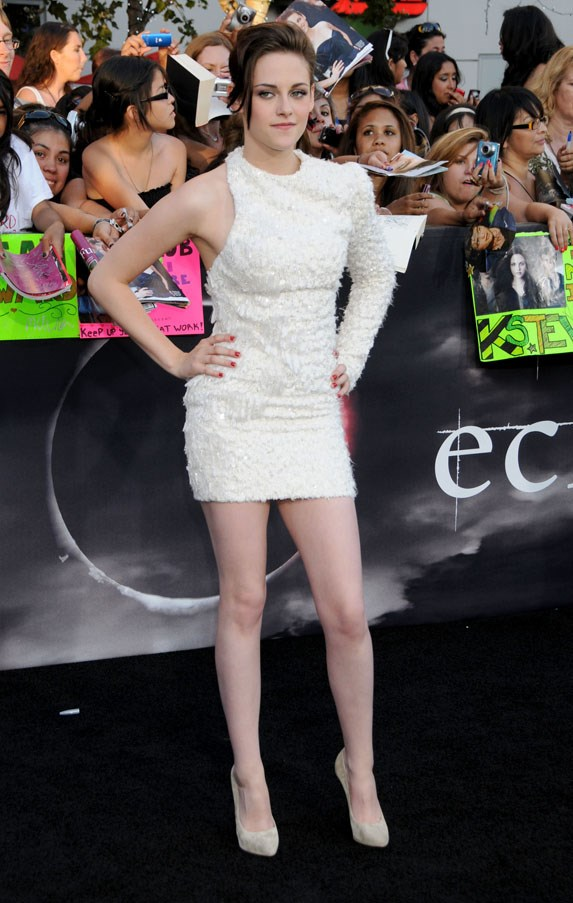 <strong>JUNE 24, 2010</strong> <br><br> At the Los Angeles Film Festival, 'Eclipse' Premiere