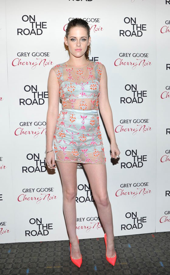 <strong>DECEMBER 13, 2012</strong> <BR><BR> Attending the 'On The Road' New York Premiere
