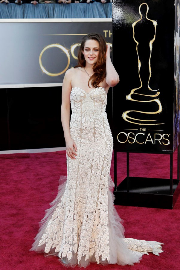 <strong>FEBRUARY 24, 2013</strong> <BR><BR> At the Academy Awards