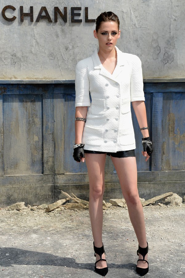 <strong>JULY 2, 2013</strong> <br><br> Paris Fashion Week Haute Couture, at Chanel