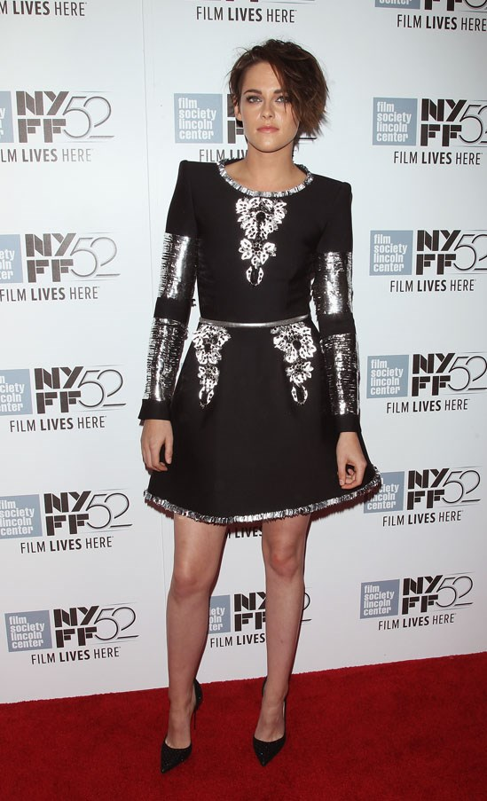 <strong>OCTOBER 8, 2014</strong> <BR><BR> Attending the New York Film Festival