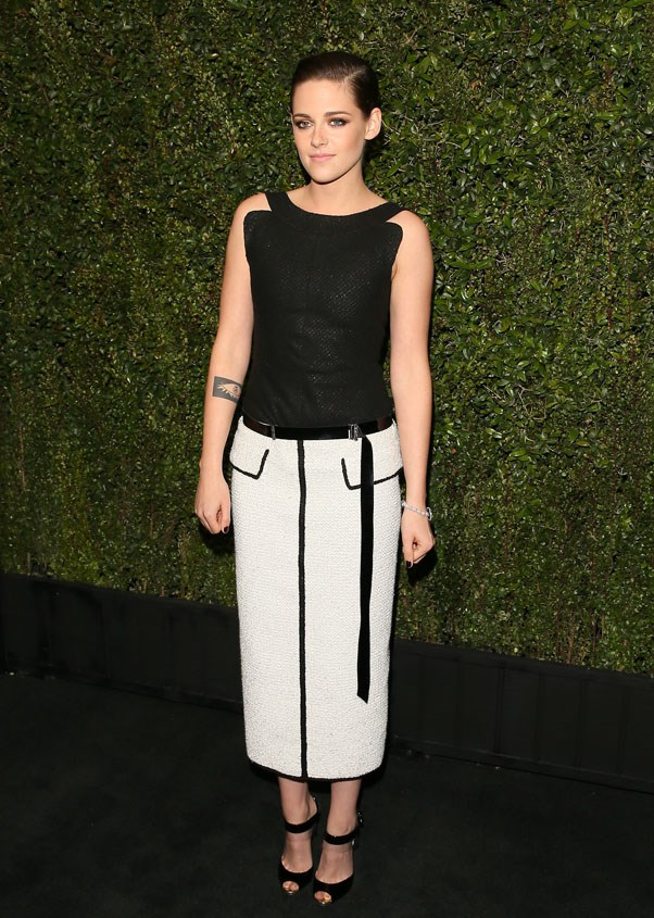 <strong>FEBRUARY 21, 2015</strong> <BR><BR> At the Chanel And Charles Finch Pre-Oscar Dinner