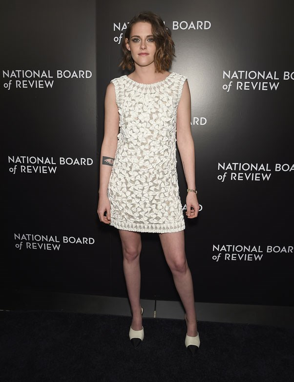 <strong>JANUARY 5, 2016</strong> <br><br> Attending the National Board Of Review Gala