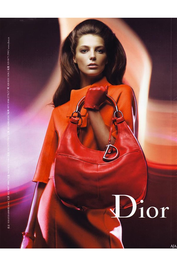 <strong>Dior A/W 2008</strong><br><br> Shot by Craig McDean
