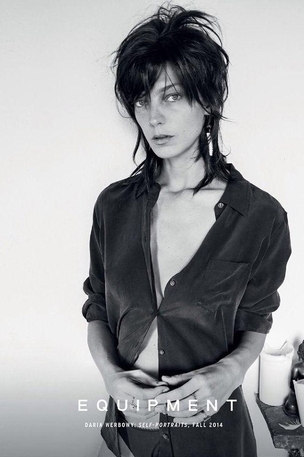 <strong>Equipment A/W 2014</strong><br><br> Shot and styled by Daria Werbowy