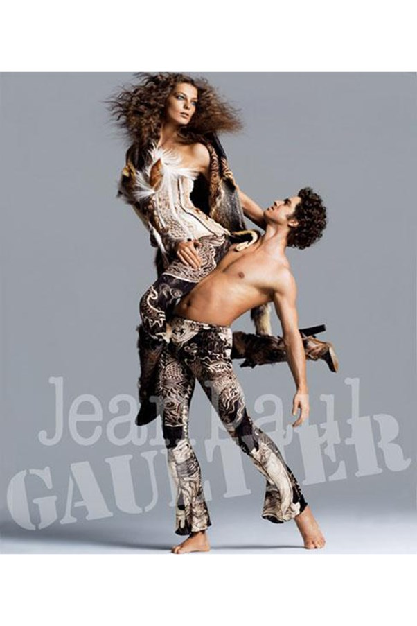 <strong>Jean Paul Gaultier A/W 08</strong><BR><BR>