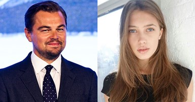 Leonardo DiCaprio Is Reportedly Dating Another Victoria's Secret Model