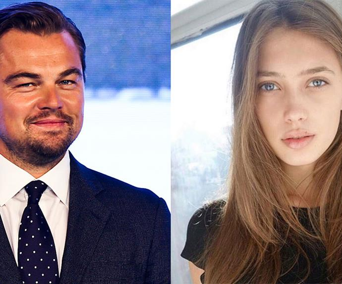 Leonardo DiCaprio Dating Victorias Secret Model
