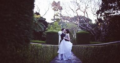 Real Brides: Verity and Matt