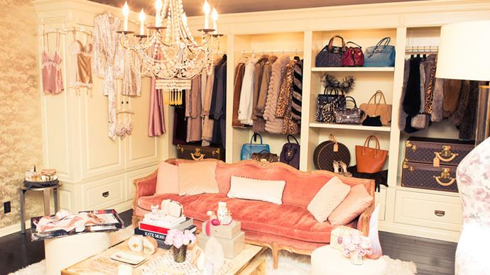Is this the wardrobe of your dreams?