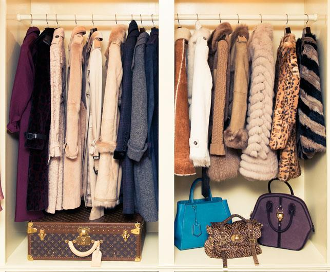 This kind of coat collection gets us wishing for cooler weather.