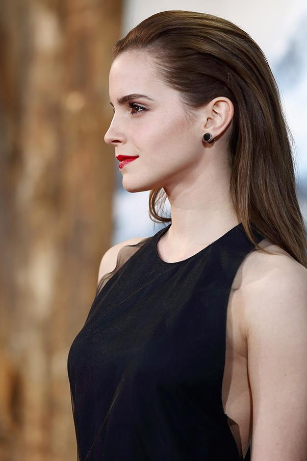 """The reality is that if we do nothing, it will take 75 years, or for me to be nearly a hundred, before women can expect to be paid the same as men for the same work."" —Emma Watson, at an event for the <a href=""http://www.unwomen.org/en/news/stories/2014/9/emma-watson-gender-equality-is-your-issue-too"">HeForShe Campaign in 2014</a>"