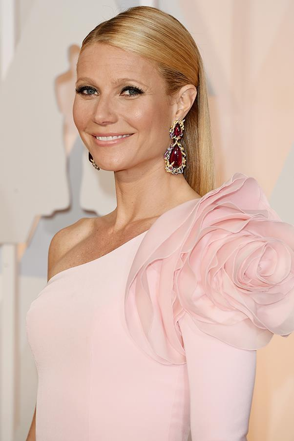 """It can be frustrating. It can be painful. Your salary is a way to quantify what you're worth. If men are being paid a lot more for doing the same thing, it feels shitty."" —Gwyneth Paltrow, in a <a href=""http://variety.com/2015/film/news/hollywood-feminism-womens-rights-sexism-1201610580/"">2015 <em>Variety</em> article</a>"