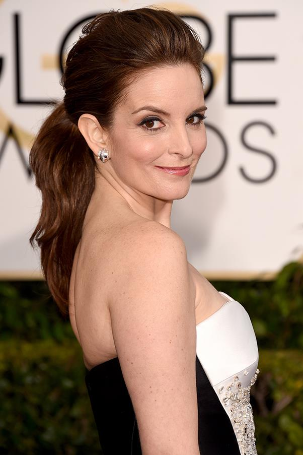 """If you were to really look at it, the boys are still getting more money for a lot of garbage, while the ladies are hustling and doing amazing work for less."" —Tina Fey, to<a href=""http://www.townandcountrymag.com/leisure/arts-and-culture/a5146/tina-fey-interview/""> <em>Town and Country</em></a>  in March 2016"