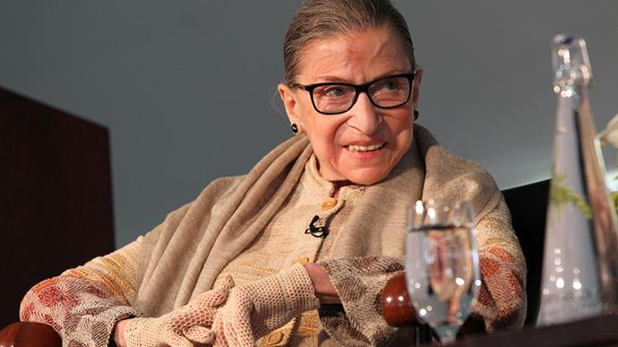 """In our view, the court does not comprehend, or is indifferent to, the insidious way in which women can be victims of pay discrimination."" —Ruth Bader Ginsburg, speaking for the dissenting justices in <a href=""http://www.womensmediacenter.com/feature/entry/justice-ginsburg-should-continue-to-raise-her-vital-voice""><em>Ledbetter v. Goodyear</em></a>"