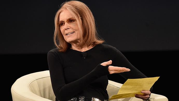 """Equal pay for comparable work for women would be the greatest economic stimulus this county could ever have.""  —Gloria Steinem in a <a href=""http://www.mainlinemedianews.com/articles/2012/11/05/main_line_times/news/doc509716e4c4b16790892555.txt"">speech to Haverford College</a> in 2012"